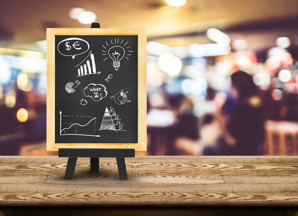 crear menu de restaurante con big data