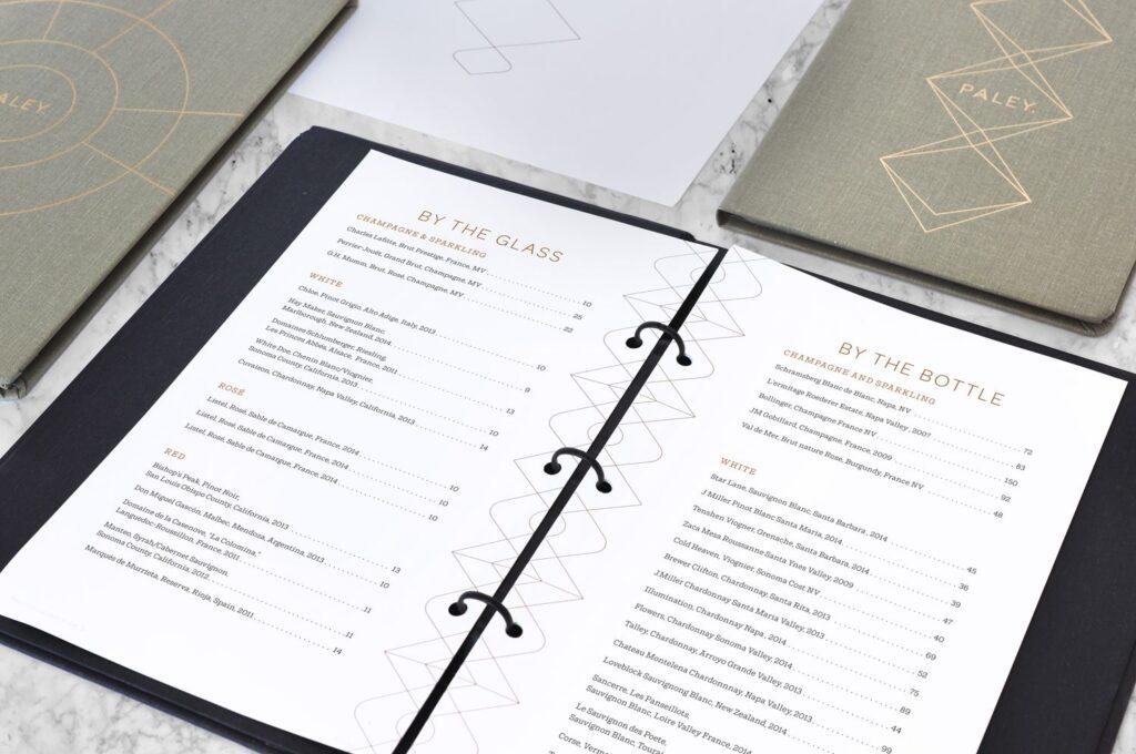 Psicologia del menu