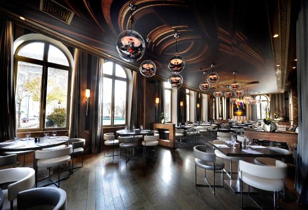 Consejos de diseño para restaurantes