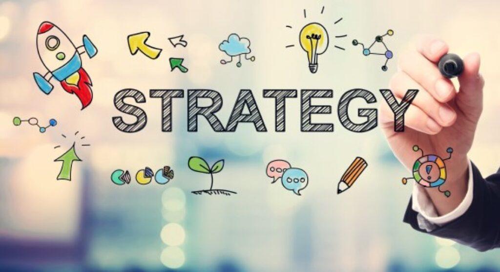 Estrategia para restaurantes