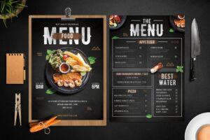Diseño del menú para mejorar las ventas de un restaurante