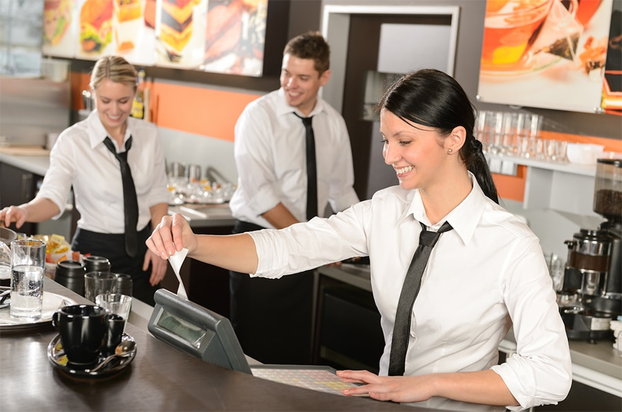 actitud positiva para administrar un restaurante