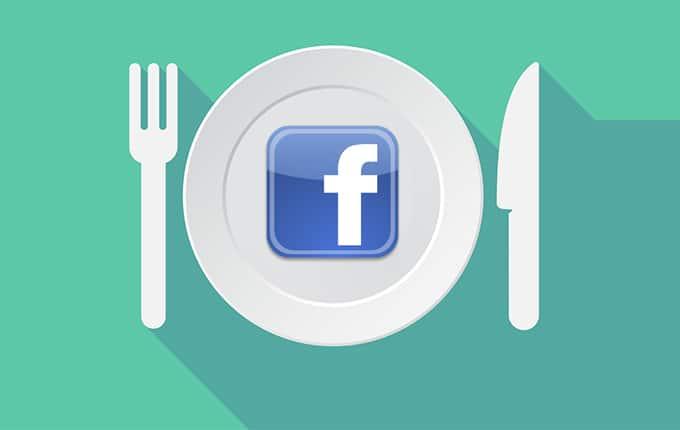 marketing de restaurantes con facebook