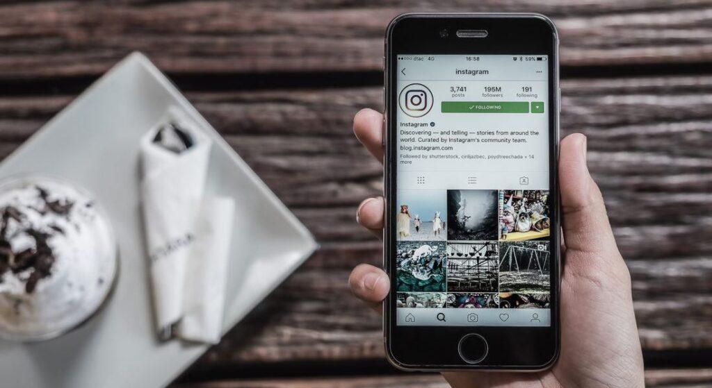 marketing de restaurantes con instagram