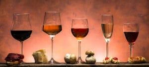 maridaje perfecto de alimentos y bebidas