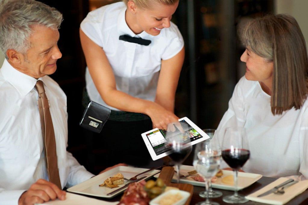 excelente atencion al cliente en restaurantes