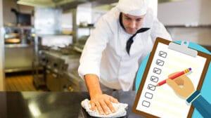 checklist de cocina