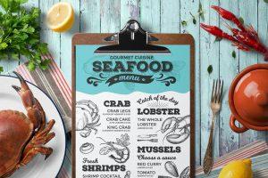 ideas de diseños de cartas y menús para restaurantes