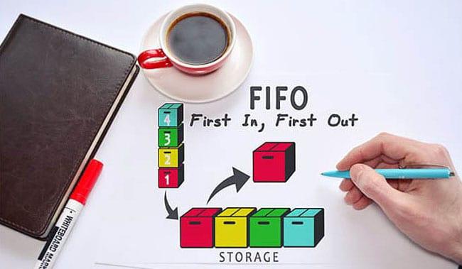Metodo FIFO para restaurantes
