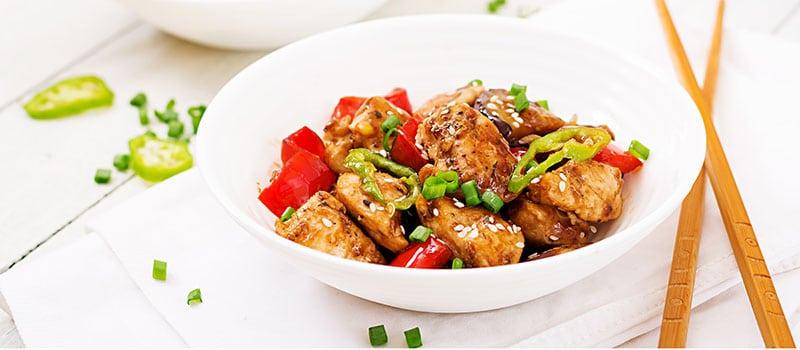 Tipos de cocina china