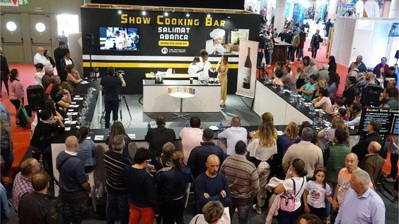 Show Cooking Malaga