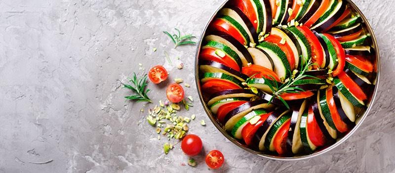 Tipos de cocina francesa