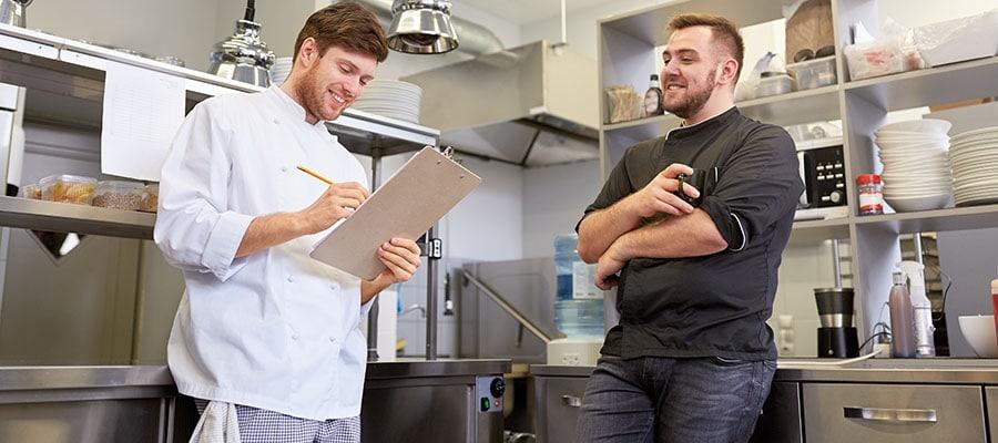 Mejorar el precio de los ingredientes en un restaurante
