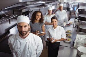 Descripción de puestos de trabajo en hostelería