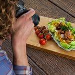 Trucos de fotografía gastronómica para restaurantes