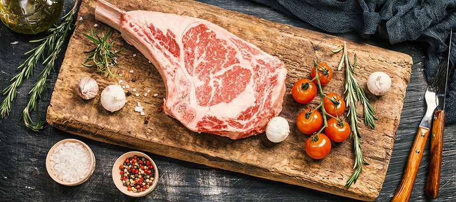 Cómo cocinar la carne madurada