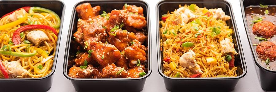 Ejemplos de productos de quinta gama para restaurantes